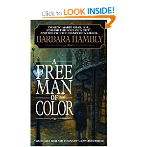 A Free Man of Color (Benjamin January)