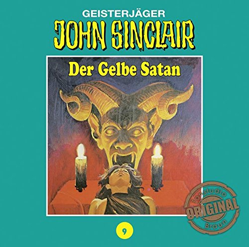 John Sinclair (9) Der gelbe Satan (Teil 1/2) (Jason Dark) Tonstudio Braun / Lübbe Audio 2016