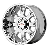 Moto Metal Series MO956 Chrome - 17 X 9 Inch Wheel