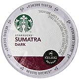 Starbucks Sumatra, K-Cup for Keurig Brewers, 60 Count