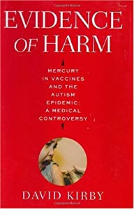 "Cover of ""Evidence of Harm: Mercury in Va..."