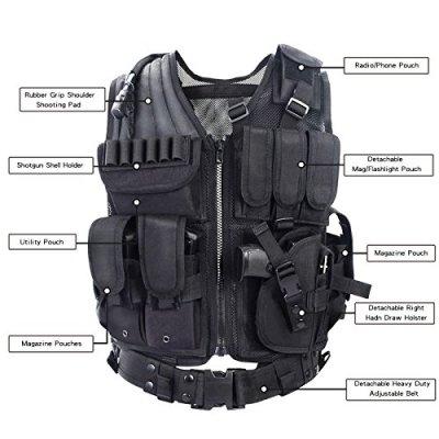 best tactical vest 12