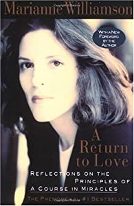 "Cover of ""A Return to Love: Reflections o..."