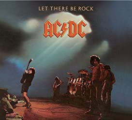 "Cover of ""Let There Be Rock"""
