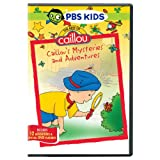 Best of Caillou: Caillou's Mysteries & Adventures [DVD] [Import]