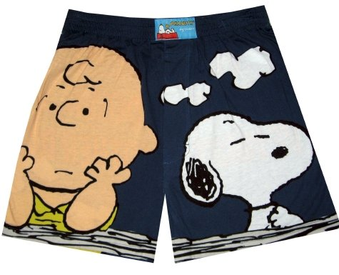 Buy Peanuts Snoopy – Wasted Another Day boxer shorts for men
