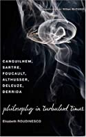 "Cover of ""Philosophy in Turbulent Times: ..."