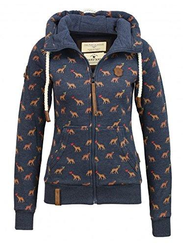 Naketano Women's Zipped Jacket Max der Butler II
