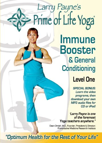 Larry Payne's Prime of Life Yoga- Immune Booster and General Conditioning - Level One