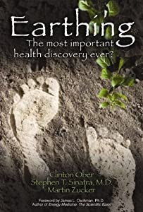 "Cover of ""Earthing: The Most Important He..."