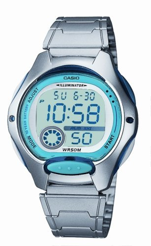 Casio Damenuhr Quarz LW-200D-2AVEF
