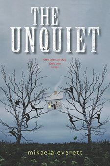 The Unquiet by Mikaela Everett| wearewordnerds.com