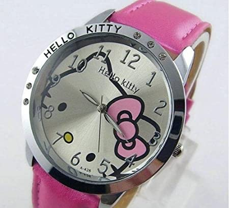Hello Kitty Ladies Pink Watch