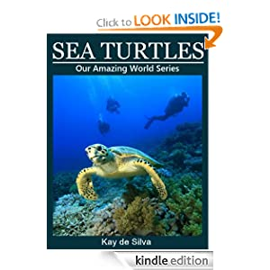 Sea Turtles: Amazing Photos & Fun Facts on Animals in Nature (Our Amazing World Series)