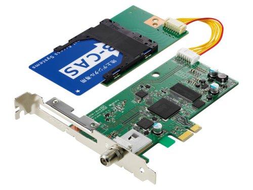 I-O DATA PCI Express x1対応 地上デジタル対応TVキャプチャボード GV-MVP/HS