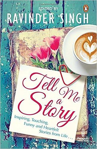 Ravinder Singh Books List : Tell Me a Story