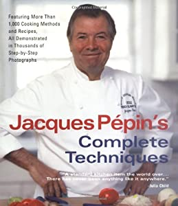 "Cover of ""Jacques Pépin's Complete Techni..."
