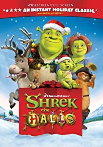 "Cover of ""Shrek the Halls"""