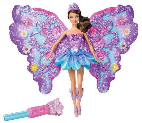 Barbie Flower 'N Flutter Fairy Teresa Doll