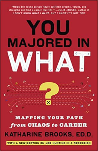 Book : You majored in what