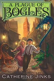 A Plague of Bogles (How to Catch a Bogle) by Catherine Jinks| wearewordnerds.com