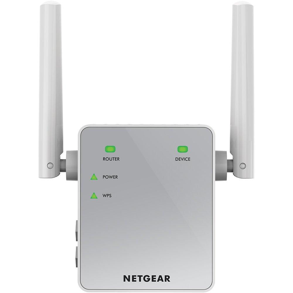 Netgear ac750 wi fi dual band range extender ex3700 100nas 49 99