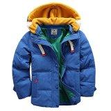 Kinder-Winterjacke-mit-Kapuze-Daunenjacke-fr-Jungen-Wintermantel-Down-Jacket-Winter-Jacket-Wintermantel-Mantel-Parka-Outerwear