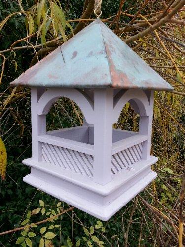 Limited Edition Beautiful Bempton Hanging Bird Table