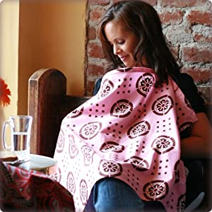 Hooter Hiders Mikado Nursing Cover