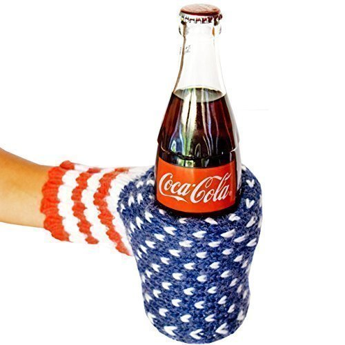 Suzy Kuzy Beer Mitt (OFFICIAL) :: American Stars & Stripes