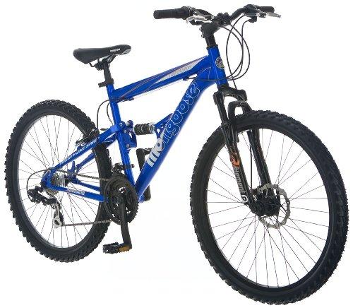 Mongoose Vanish Bicycle (Blue)