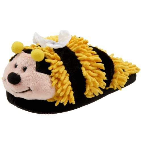 Fuzzy Friends Women's Bumble Bee Slipper