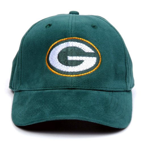NFL Green Bay Packers LED Light-Up Logo Adjustable Hat