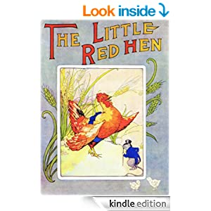 Amazon.com: The Little Red Hen: A Children's Picture Book ...