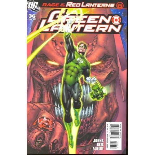 51pgCX-wA9L._SS500_ Green Lantern #36 REVIEW