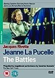 Jeanne La Pucelle - Part 1: The Battles [DVD] FORMAT, PAL) ジャンヌ ~愛と自由の天使~  北野義則ヨーロッパ映画ソムリエのベスト1995