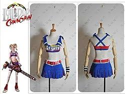 『ロリポップチェーンソー』(LOLLIPOP CHAINSAW)ジュリエット・スターリング コスプレ衣装