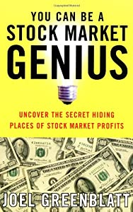 "Cover of ""You Can Be a Stock Market Geniu..."