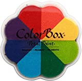 Colorbox Pigment Petal Point Option Pad 8 Colors-Pinwheel