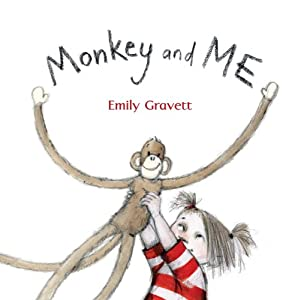 "Cover of ""Monkey and Me"""