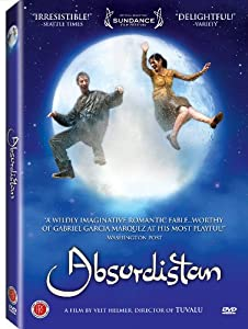 "Cover of ""Absurdistan"""