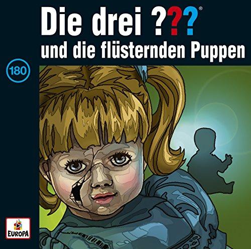 Die drei ??? (180) Die flüsternden Puppen - Europa 2016