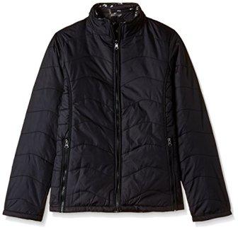 Fort Collins Women's Down Jacket (89229-OL_Black_XXL)