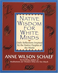"Cover of ""Native Wisdom for White Minds"""