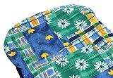 Polsterbezug CAPRI Sitzauflage Polster Rollliege NEU 100% Baumwolle