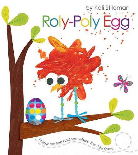 Roly-Poly Egg by Kali Stileman