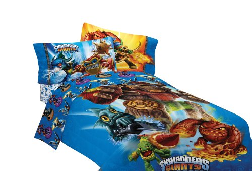 Skylanders Bedding full