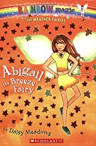 "Cover of ""Abigail: The Breeze Fairy (Rain..."
