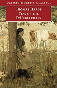 """Cover of """"Tess of the d'Urbervilles (Oxfo..."""