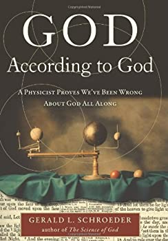 "Cover of ""God According to God: A Physici..."